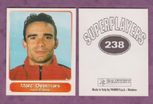 Arsenal Marc Overmars Holland 238